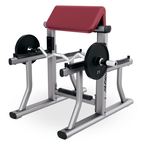 Planka-Fitness-Signature-Arm-Curl-Bench